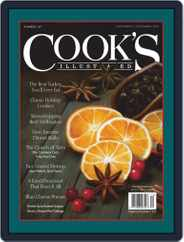 Cook's Illustrated (Digital) Subscription November 1st, 2020 Issue