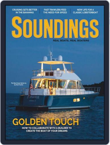 Soundings (Digital) November 1st, 2020 Issue Cover