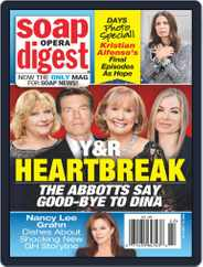 Soap Opera Digest (Digital) Subscription October 19th, 2020 Issue