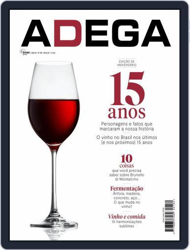 Adega November 1st, 2020 Digital Back Issue Cover
