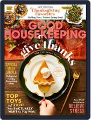 Good Housekeeping (Digital) Subscription November 1st, 2020 Issue