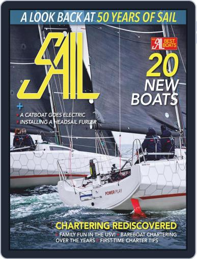 SAIL (Digital) October 1st, 2020 Issue Cover