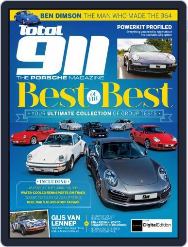 Total 911 November 1st, 2020 Digital Back Issue Cover