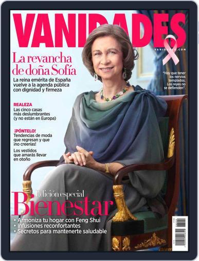 Vanidades México (Digital) November 3rd, 2020 Issue Cover