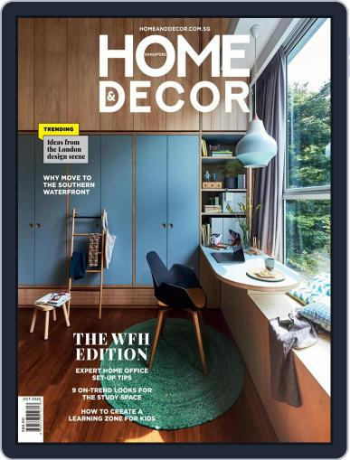Home & Decor October 1st, 2020 Digital Back Issue Cover