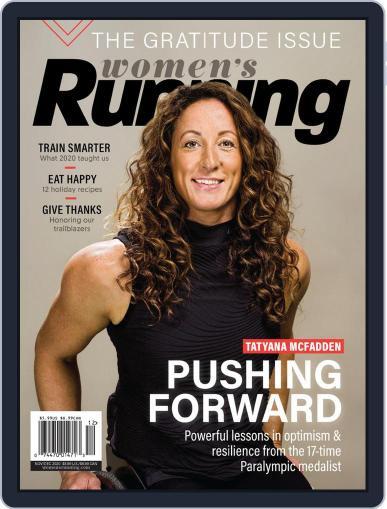 Women's Running Magazine (Digital) November 1st, 2020 Issue Cover