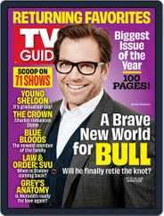 Tv Guide (Digital) Subscription October 12th, 2020 Issue