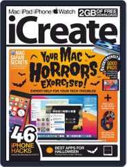 iCreate (Digital) Subscription November 1st, 2020 Issue