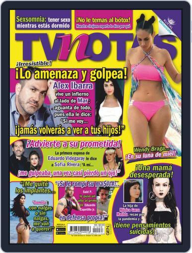 TvNotas (Digital) October 13th, 2020 Issue Cover