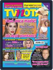 TvNotas (Digital) Subscription October 6th, 2020 Issue