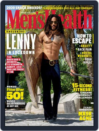 Men's Health (Digital) November 1st, 2020 Issue Cover