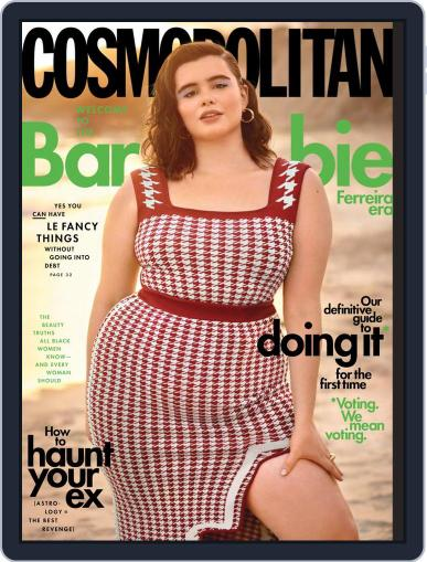 Cosmopolitan (Digital) November 1st, 2020 Issue Cover