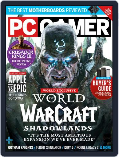 PC Gamer (US Edition) December 1st, 2020 Digital Back Issue Cover