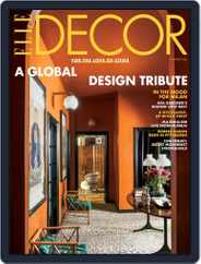 ELLE DECOR (Digital) Subscription November 1st, 2020 Issue