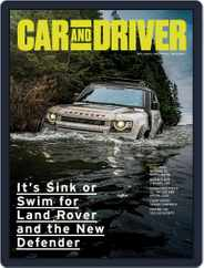 Car and Driver (Digital) Subscription November 1st, 2020 Issue
