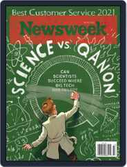Newsweek (Digital) Subscription October 23rd, 2020 Issue