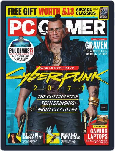 PC Gamer United Kingdom (Digital) December 1st, 2020 Issue Cover