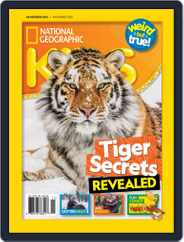 National Geographic Kids (Digital) Subscription November 1st, 2020 Issue
