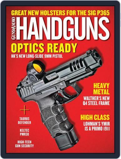 Handguns (Digital) December 1st, 2020 Issue Cover