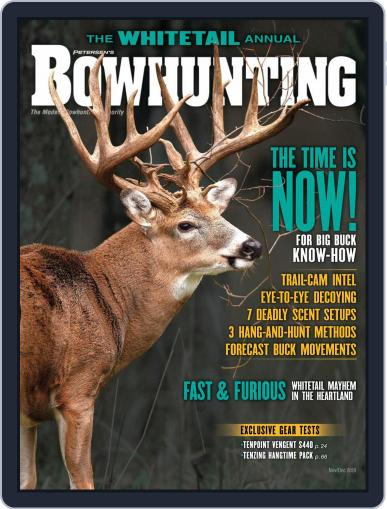Petersen's Bowhunting (Digital) November 1st, 2020 Issue Cover