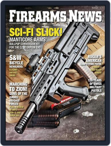 Firearms News (Digital) October 15th, 2020 Issue Cover
