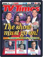 TV Times (Digital) Subscription October 17th, 2020 Issue