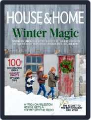 House & Home (Digital) Subscription November 1st, 2020 Issue