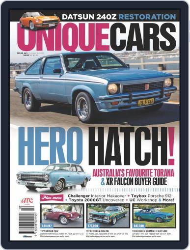 Unique Cars Australia (Digital) October 15th, 2020 Issue Cover