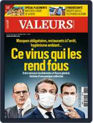 Valeurs Actuelles (Digital) Subscription October 15th, 2020 Issue