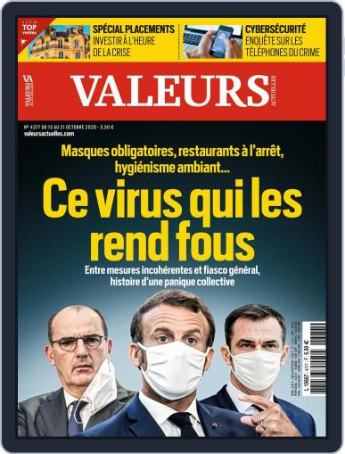 Valeurs Actuelles (Digital) October 15th, 2020 Issue Cover