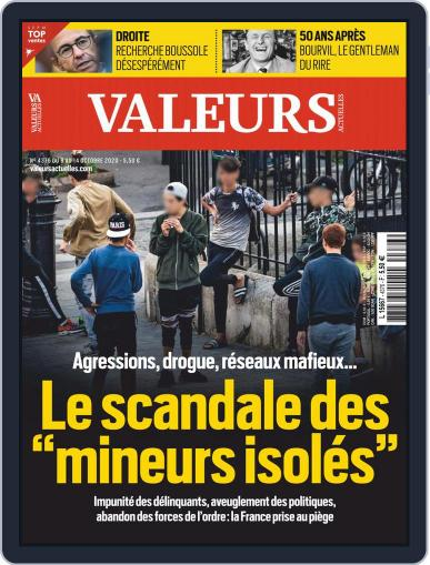 Valeurs Actuelles (Digital) October 8th, 2020 Issue Cover
