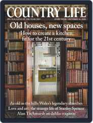 Country Life (Digital) Subscription October 14th, 2020 Issue