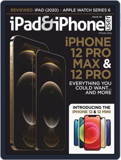iPad & iPhone User (Digital) October 1st, 2020 Issue Cover