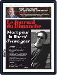 Le Journal du dimanche (Digital) Subscription October 18th, 2020 Issue