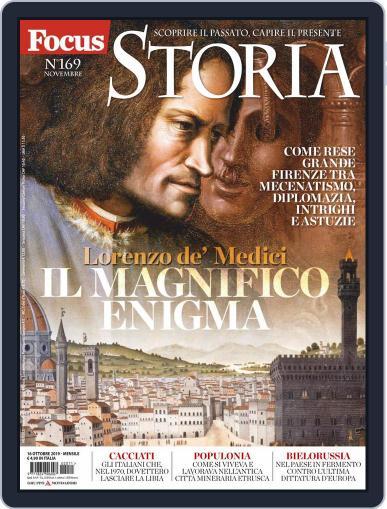 Focus Storia November 1st, 2020 Digital Back Issue Cover