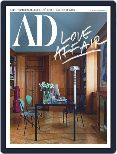 Ad Italia October 1st, 2020 Digital Back Issue Cover