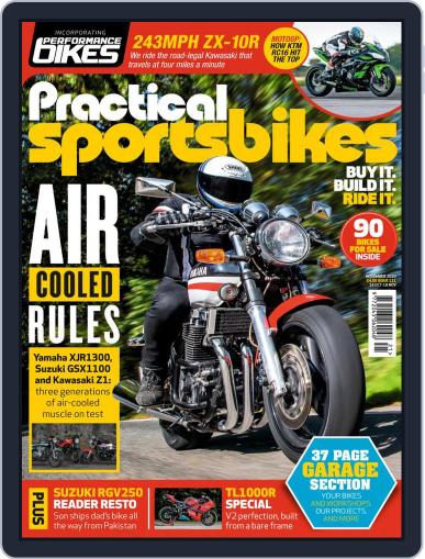 Practical Sportsbikes (Digital) October 14th, 2020 Issue Cover