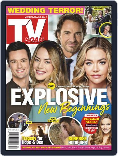 TV Soap (Digital) October 26th, 2020 Issue Cover
