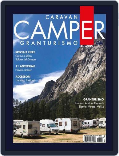 Caravan E Camper Granturismo (Digital) October 1st, 2020 Issue Cover