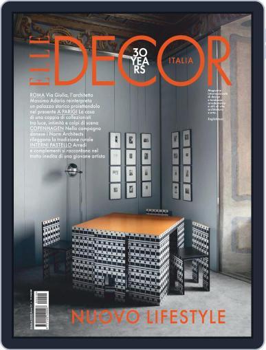 Elle Decor Italia October 1st, 2020 Digital Back Issue Cover
