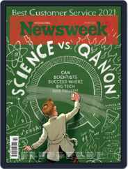 Newsweek International (Digital) Subscription October 23rd, 2020 Issue