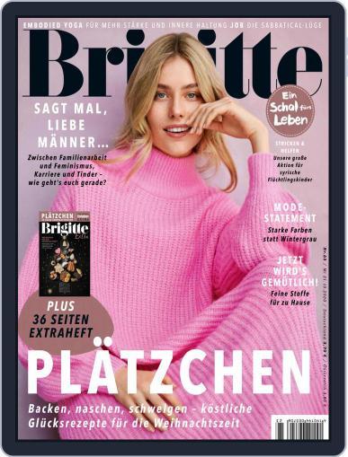 Brigitte October 21st, 2020 Digital Back Issue Cover