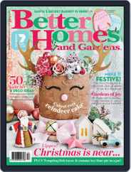 Better Homes and Gardens Australia (Digital) Subscription December 1st, 2020 Issue