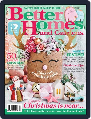 Better Homes and Gardens Australia (Digital) December 1st, 2020 Issue Cover