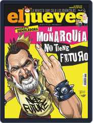 El Jueves (Digital) Subscription October 13th, 2020 Issue