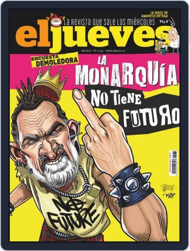 El Jueves October 13th, 2020 Digital Back Issue Cover