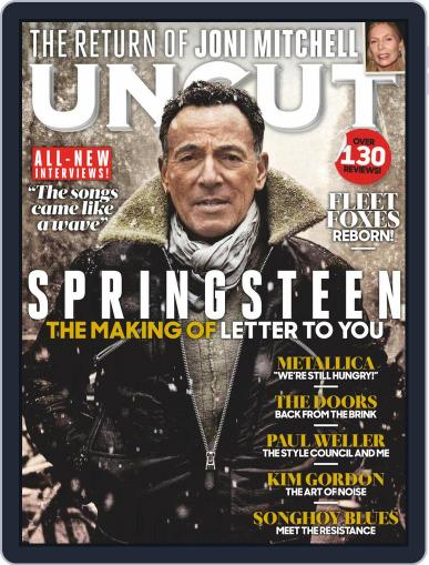 UNCUT (Digital) December 1st, 2020 Issue Cover