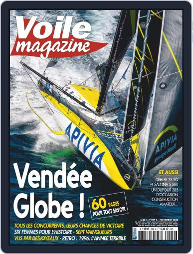 Voile October 9th, 2020 Digital Back Issue Cover