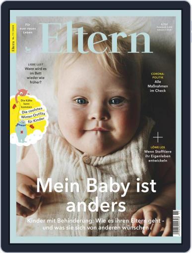 Eltern November 1st, 2020 Digital Back Issue Cover
