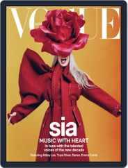 Vogue Australia (Digital) Subscription October 1st, 2020 Issue